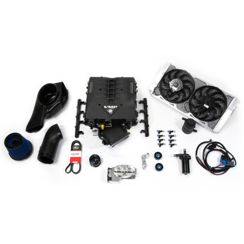 VMP Odin 2.65L TVS Supercharger Kit (2015-2017 Mustang 5.0L) (VMP-SK1517MODIN)