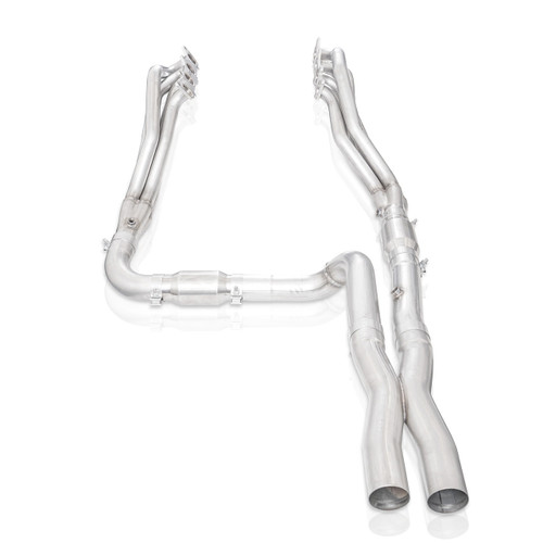 SW Longtube Headers with True Dual Performance Connection (2015-2021 Coyote F-150)