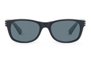 Polarized gray lens.