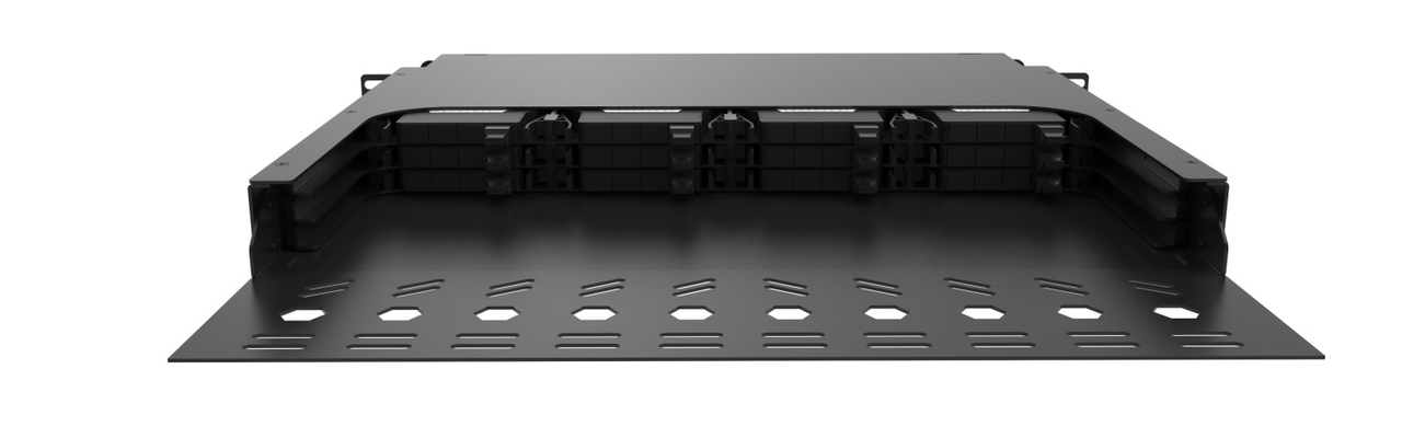 briteluxe Connect Ultra High Density MTP/MPO Patch Panel 144 Fiber