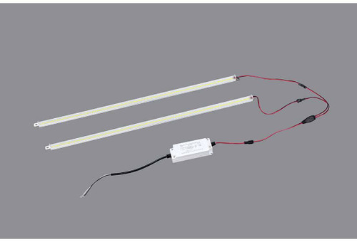 "30W Magnetic Linear Strip Light Kit 2 x 4 48""/4ft."