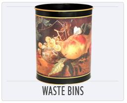 Lady Clare Waste Bins