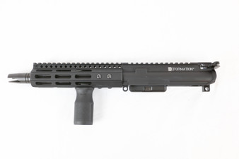 Short Barreled, Non-NFA, No Tax Stamp, No ATF Waiting period, and able to be equipped with a shoulder stock and forward vertical grip!