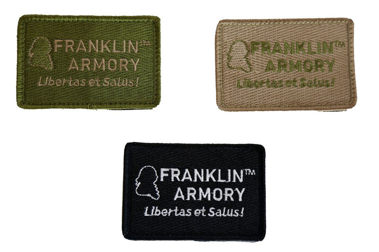 Franklin Armory® - Patches