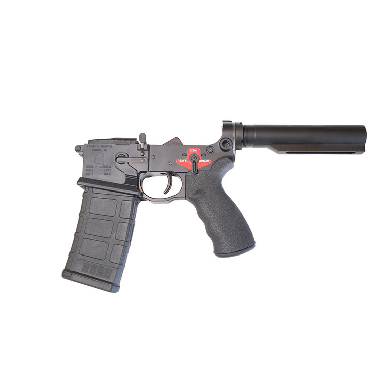 BFSIII™ Equipped LIBERTAS™ Built Lower