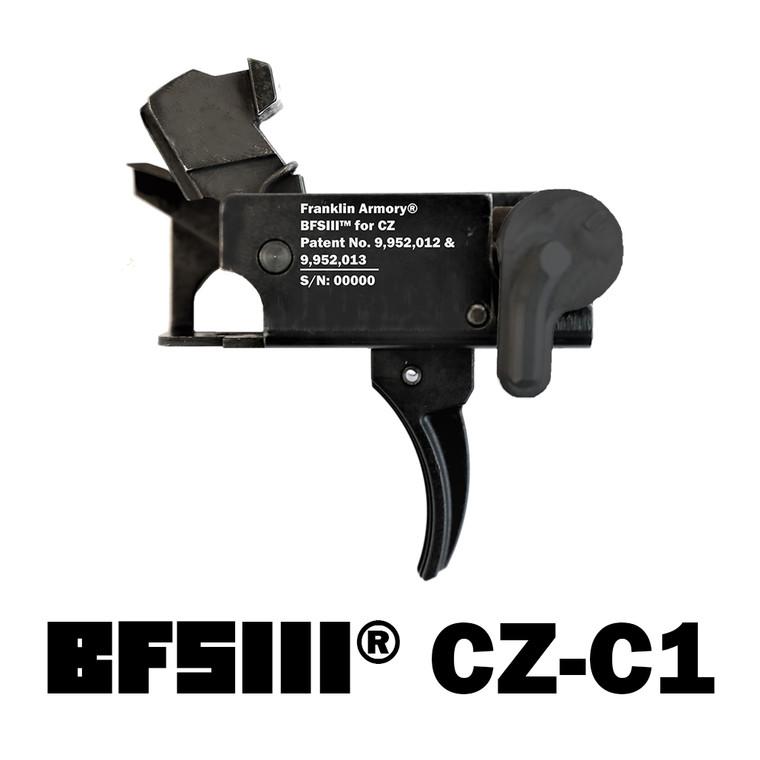 Franklin Armory® BFSIII® CZ-C1 Binary Trigger