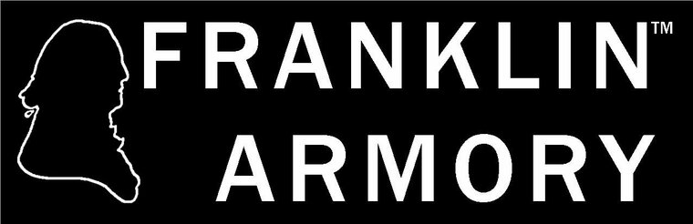 FRANKLIN ARMORY® - rectangle decal