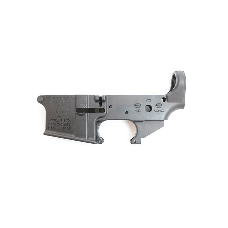 Franklin Armory® Pistol FORGED STRIPPED LOWER RECEIVER