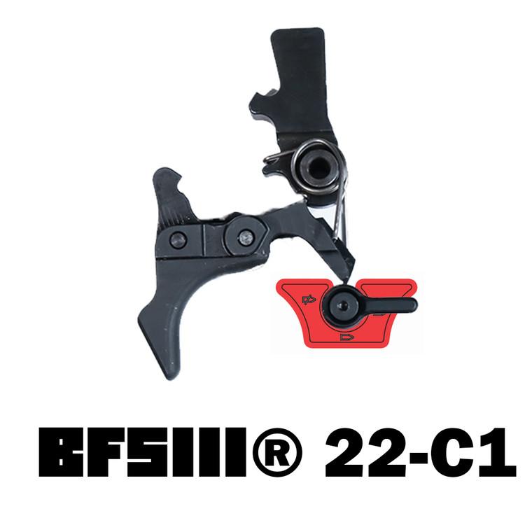 BFSIII® 22-C1 Binary Trigger