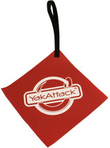 YakAttack Get Hooked Logo Tow Flag