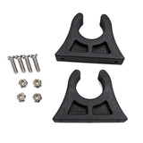 YakGear Molded Paddle Clip Kit 1-1/4""