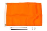 "YakAttack Orange Flag Kit 12"" X 18"""