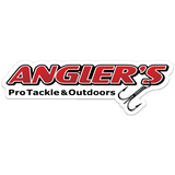 Angler's Pro Tackle & Outdoors Sticker