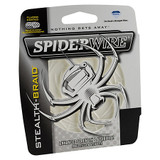 Spiderwire Stealth Braid Translucent
