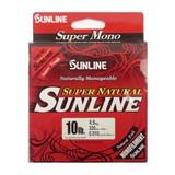 Sunline Super Natural Monofilament 330yd Green