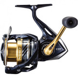 Shimano NASCI  Spinning Reel Side View