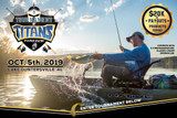 Tournament of Titans Scheduled for Oct 5, 2019