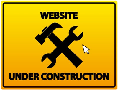 We're building a new website!