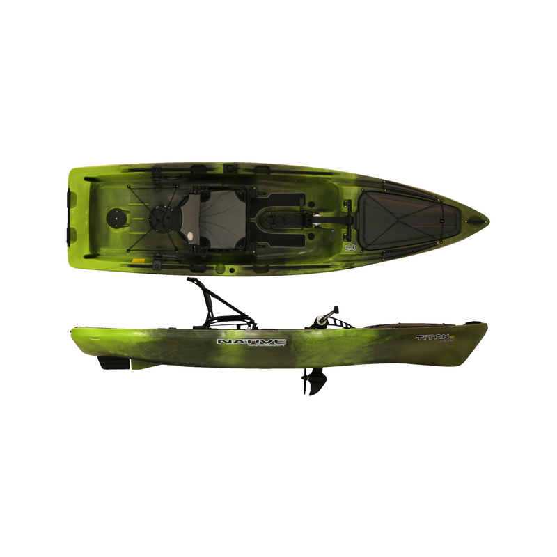 Native Watercraft Titan 12 Propel Kayak