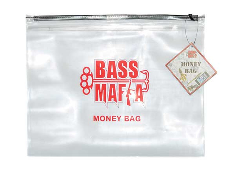 Bass Mafia Money Bag 13x16