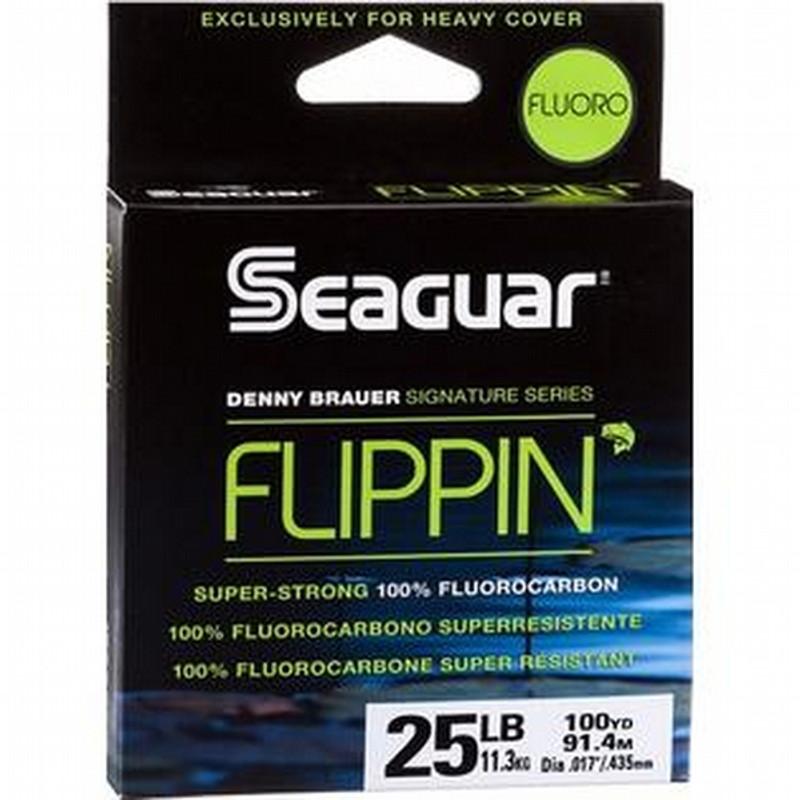 Seaguar Flippin' Fluorocarbon Line