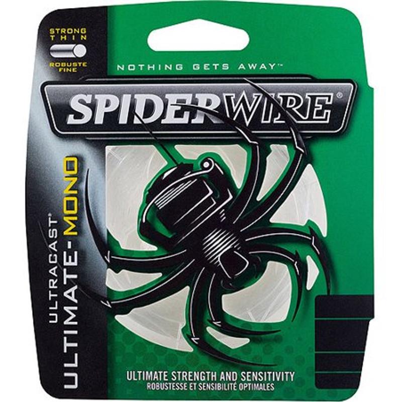 Spiderwire Ultracast Ultimate Monofilament Line