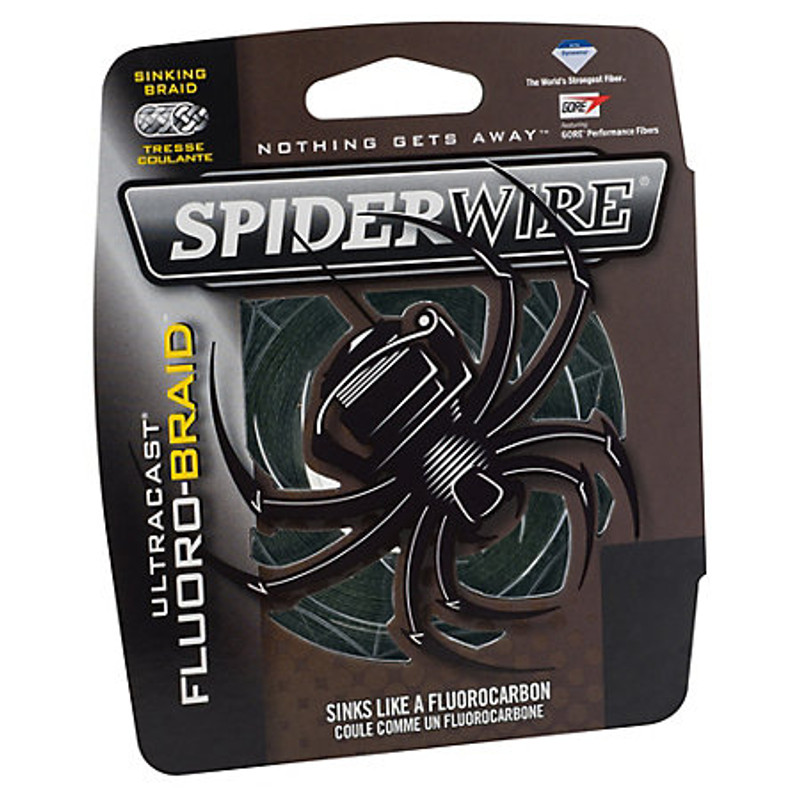 Spiderwire Ultracast Fluoro-Braid
