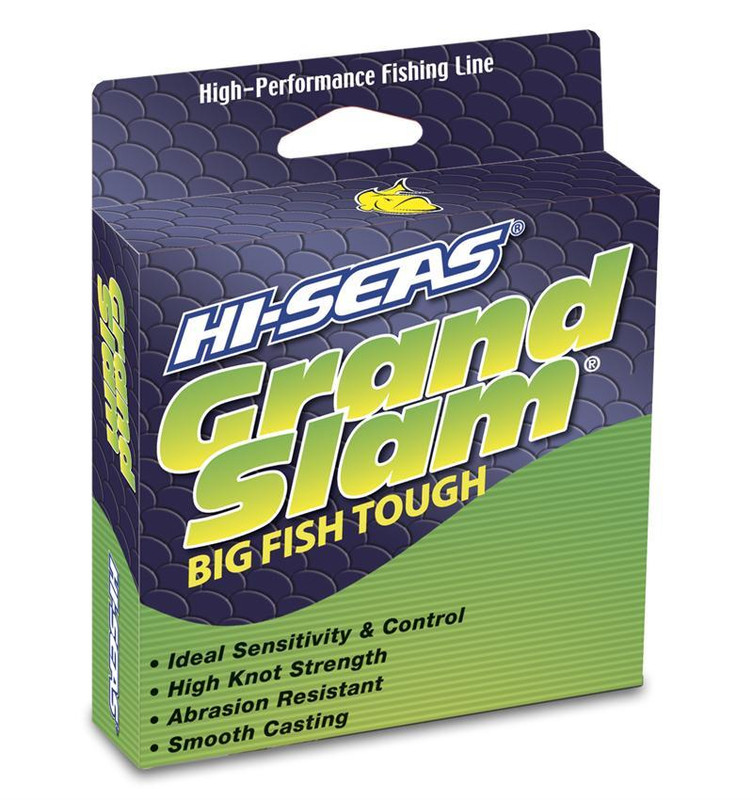 Hi-Seas Grand Slam Monofilament Line