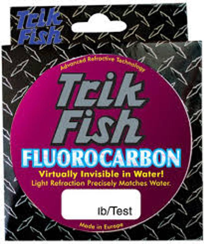 Trik Fish Fluorocarbon Line 200yd