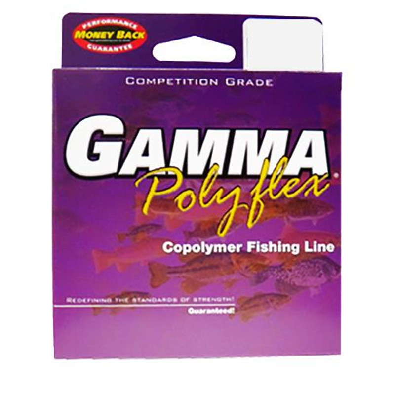 Gamma High Performance Polyflex Copolymer Ultra Clear