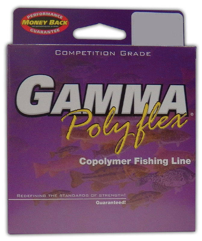 Gamma High Performance Polyflex Copolymer HI-VIS Gold