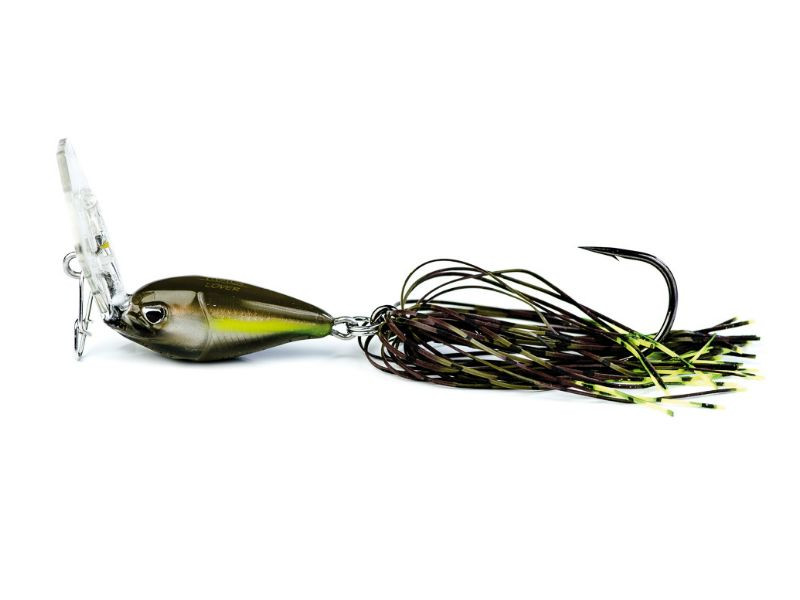 Molix Lover Skirted Rattlin' Vibration Jig 3/8 oz