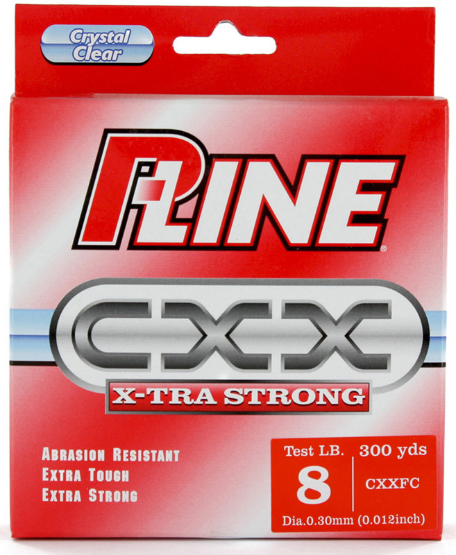 P-Line CXX Crystal Clear