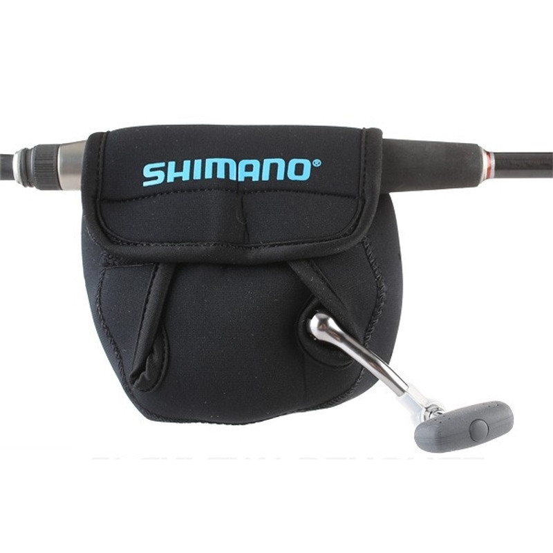 Shimano Neoprene Reel Cover, Spinning(Large)
