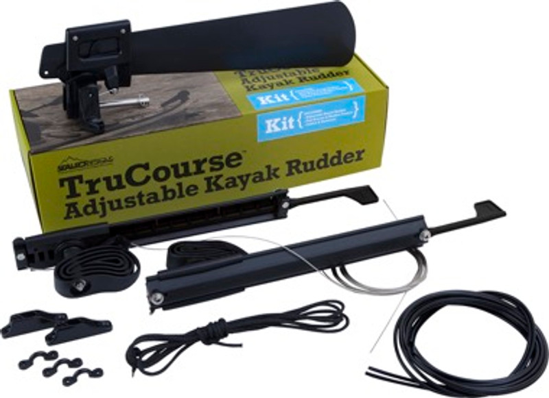 Sea‑Lect TruCourse Complete Rudder and Foot Brace Kit