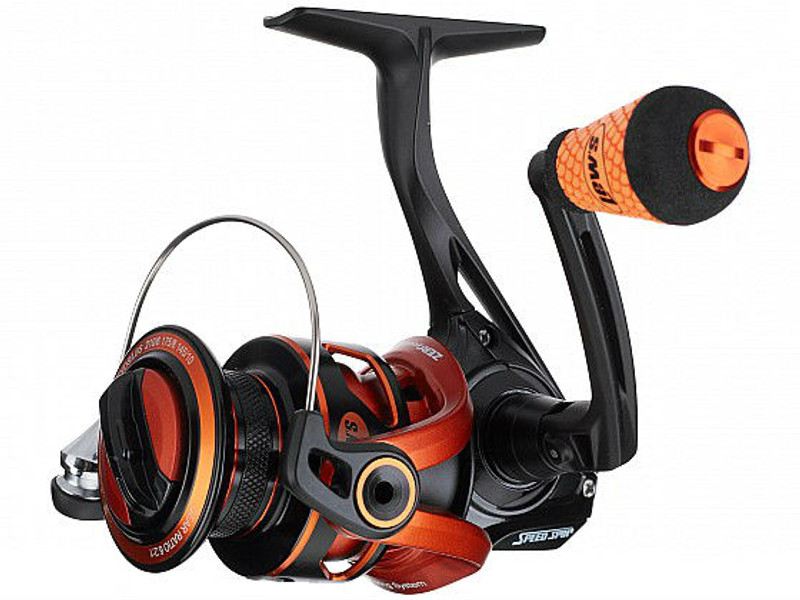 Lew's Mach Crush Speed Spin MCR Spinning Reels Left Side