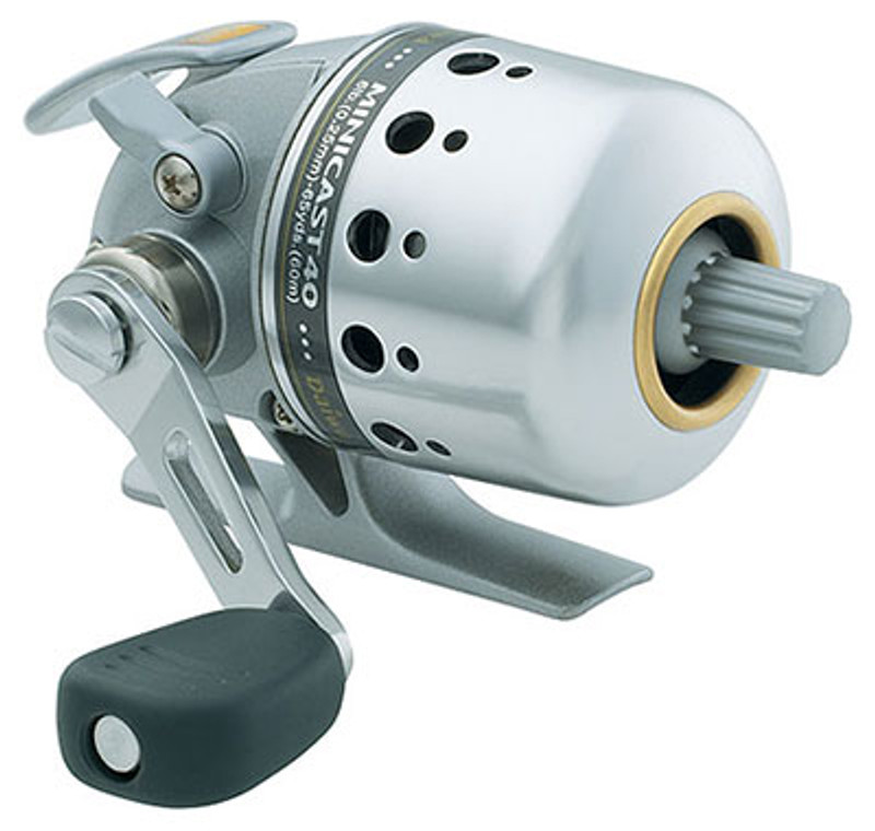 Daiwa Minicast MC40 Side View