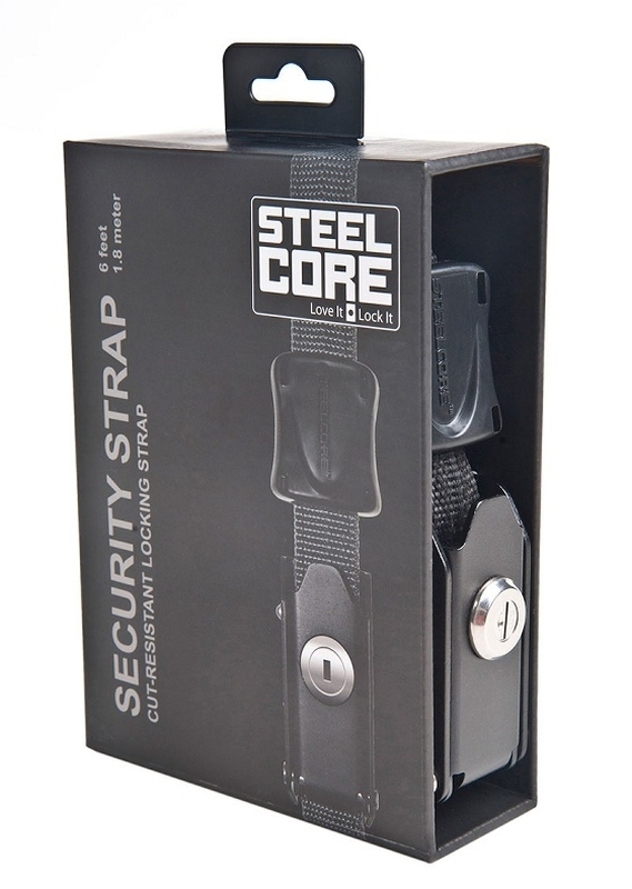 Steelcore 6' Locking Strap