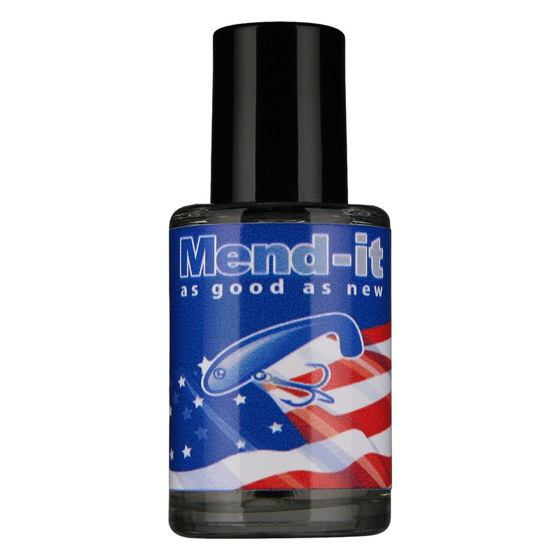 Mend-It Softbait Glue 1/2 oz