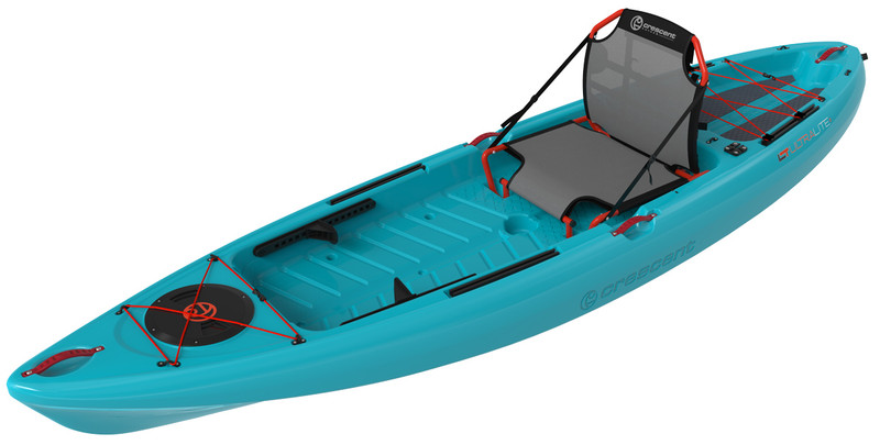 Crescent Kayaks Ultralite Fishing Kayak
