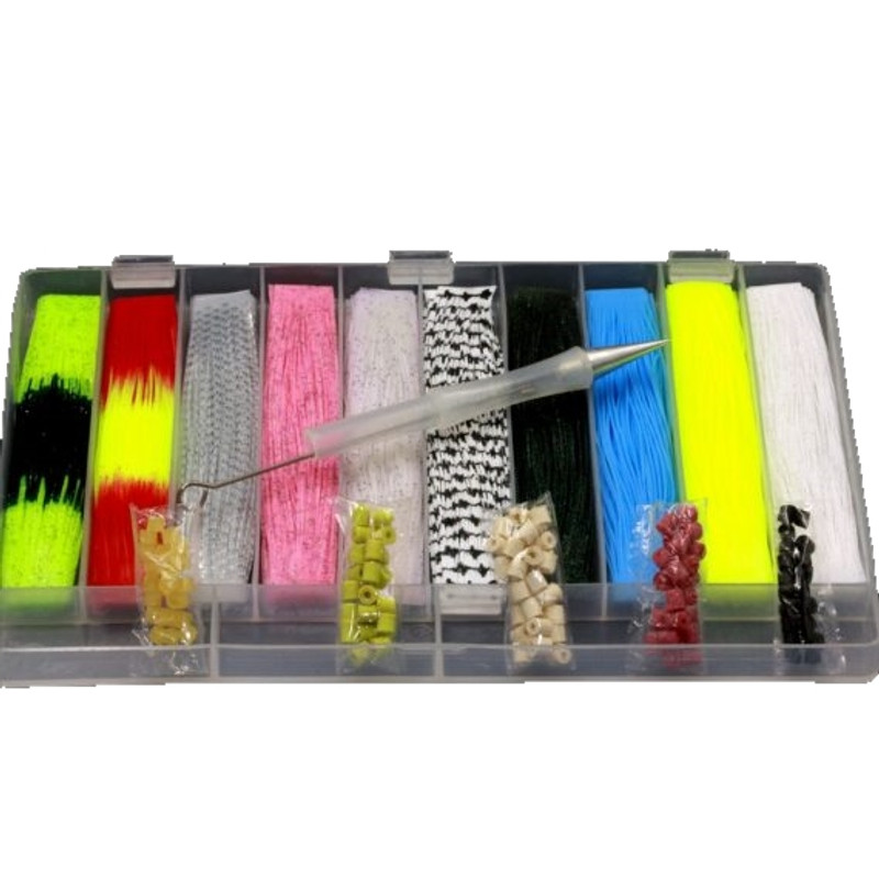 Fishing Skirts Spinnerbait Kit