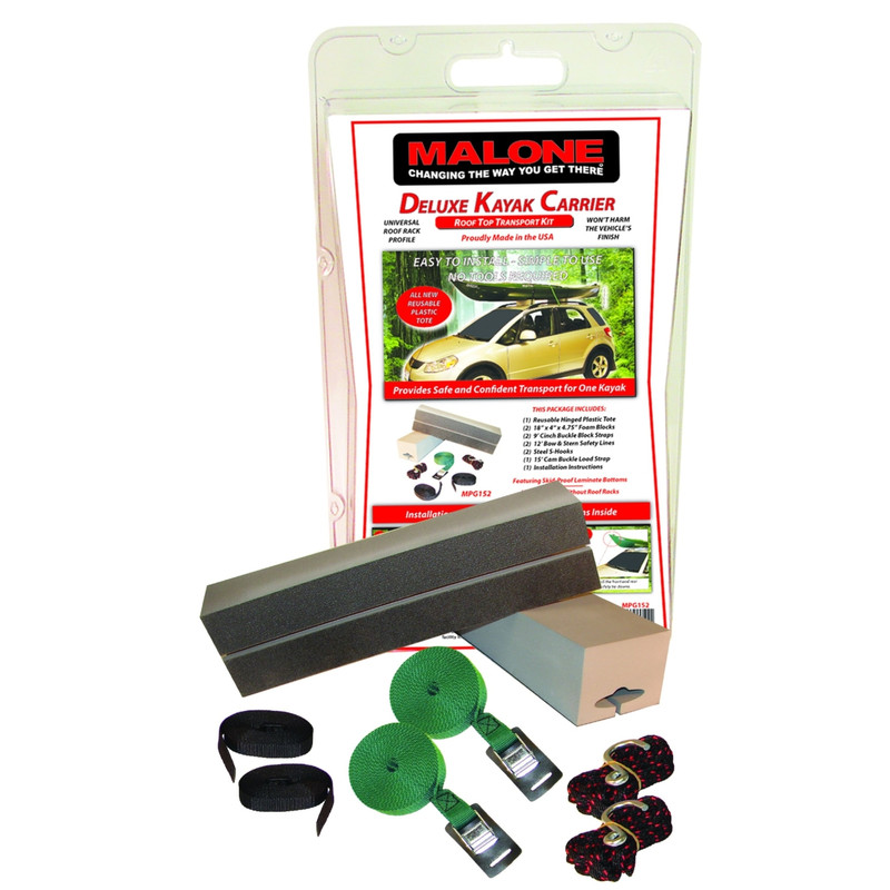 Malone Deluxe Kayak Kit