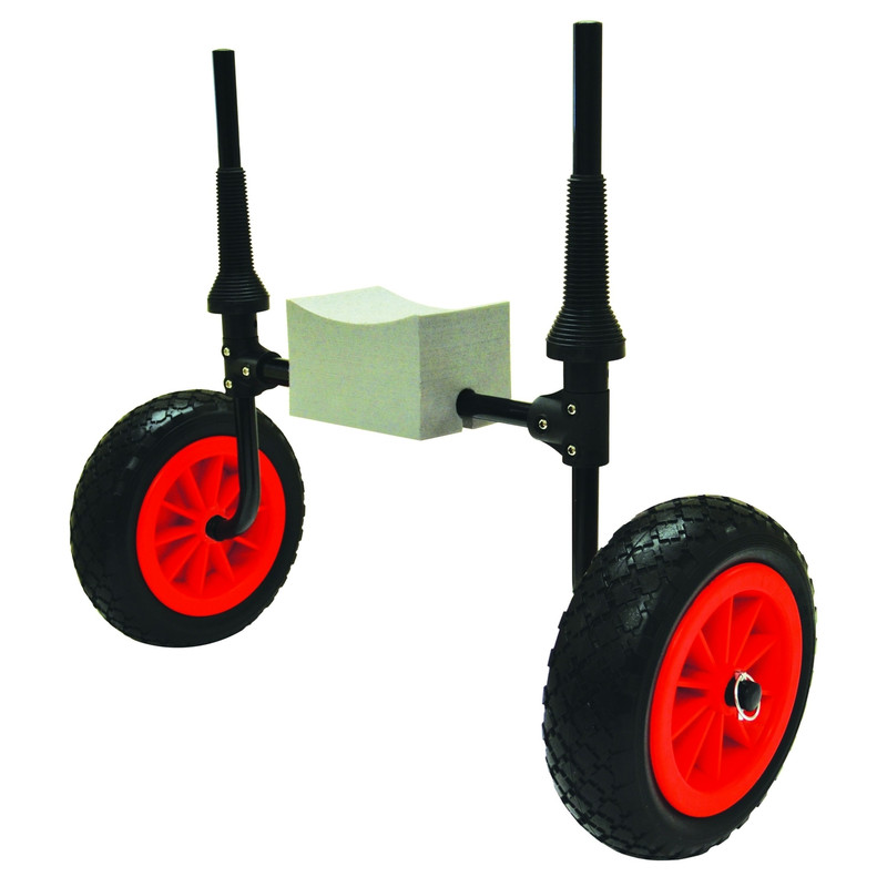 Malone Xpress™ Scupper Kayak Cart (with no-flat tires)