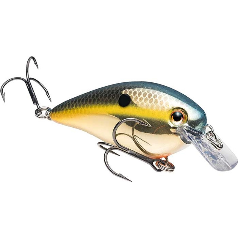Strike King 2.5 KVD Square Bill  Crankbait Sexy Shad