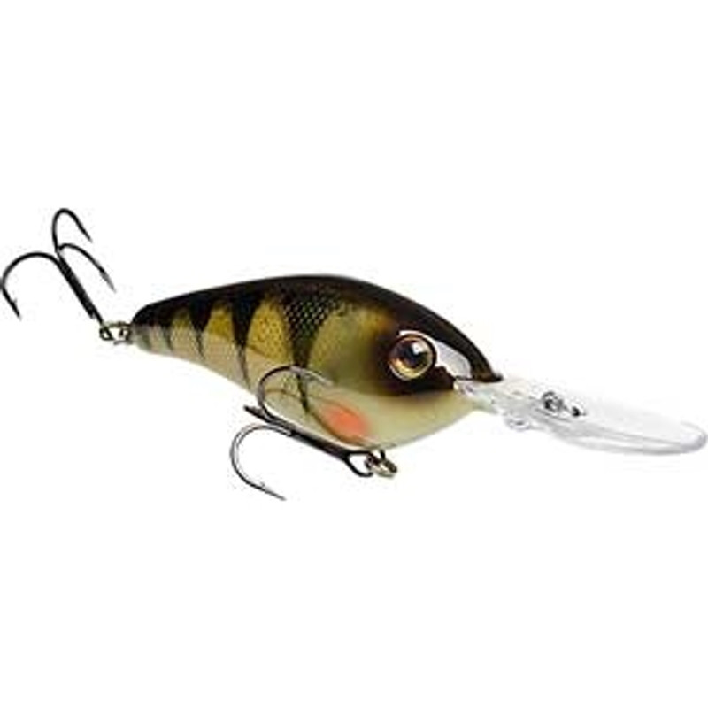 Strike King 3XD Pro-Model Xtra-Deep (XD) Crankbaits Yellow Perch