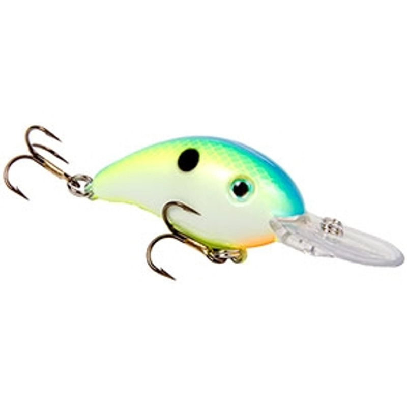 Strike King 5XD Silent Series Pro-Model Crankbaits Citrus Shad