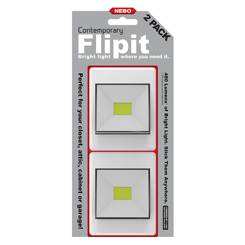 NEBO Contemporary Flip It Light