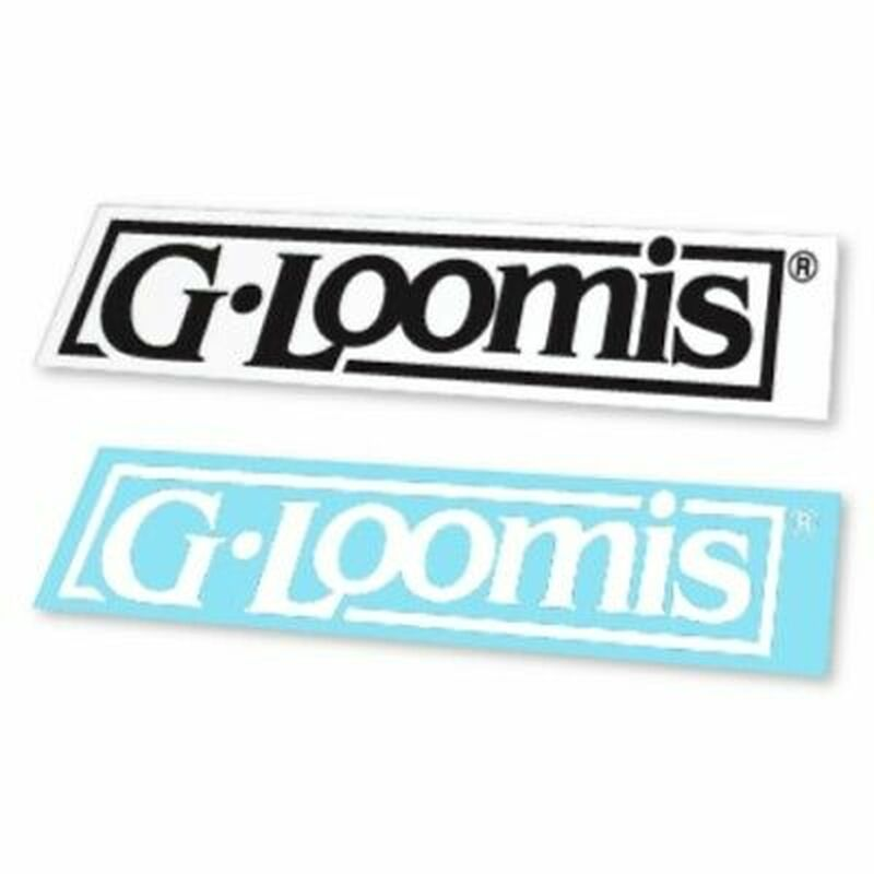 G-Loomis Stickers