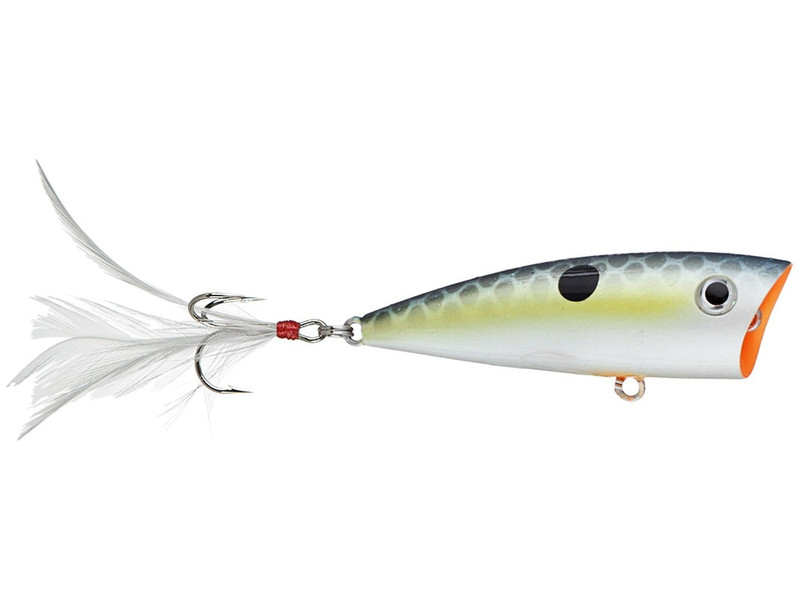 Yellow Magic Japanese Popper Saucy Shad
