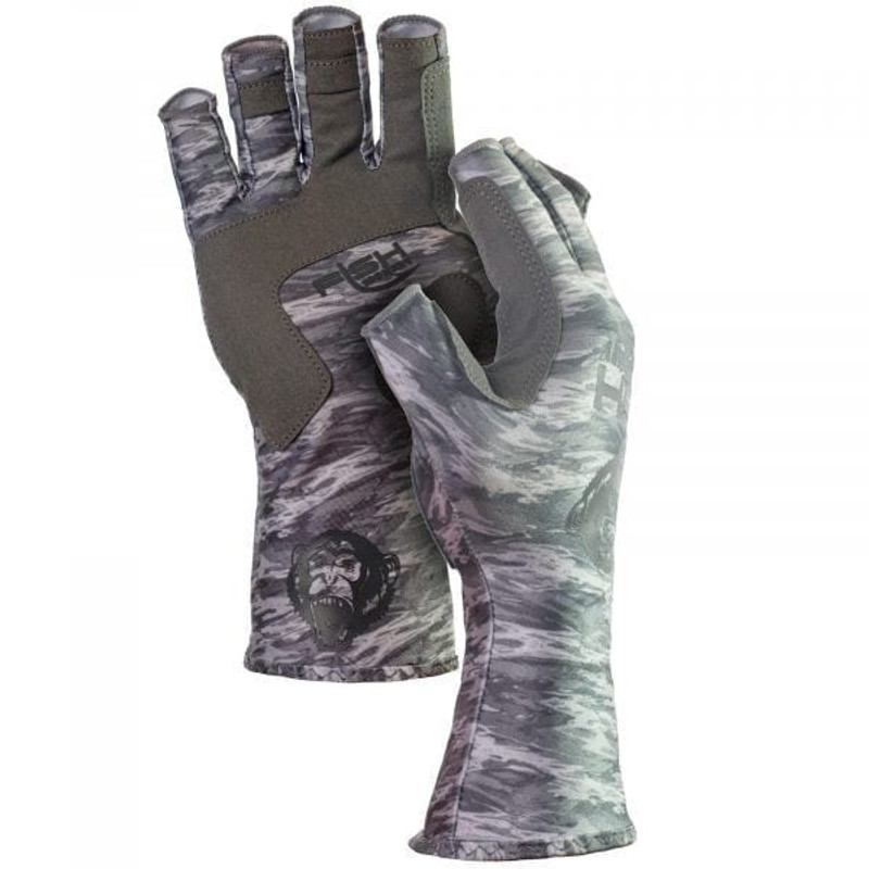 Fish Monkey FM11 Half Finger Guide Glove  (New Colors)